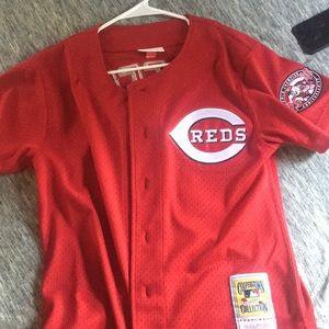 Cincinnati reds Baseball jersey